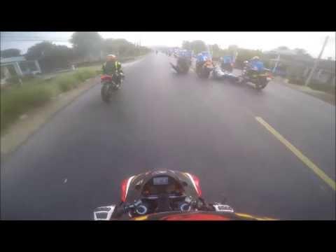 Tai nạn moto phân khối lớn chết người tại giải xe đạp nữ quốc tế Bình Dương ngày 1/3/2015