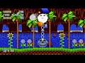 I'M HYPER KOSTAS THE HEDGEHOG: Sonic Mania Hyper Sonic Mod