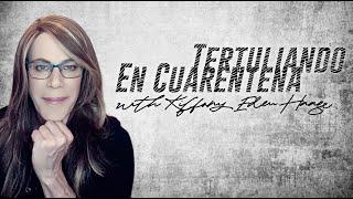 #TertuliandoEnCuarentena with rock musician, Kiffany Eden Haase