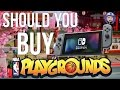 NBA Playgrounds for Nintendo Switch - Is It Worth It? | RGT 85