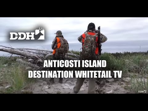 The Many Moods Of Anticosti | Destination Whitetail TV