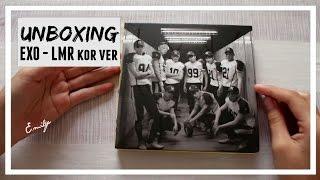 UNBOXING: EXO - LOVE ME RIGHT ALBUM korean ver. // MLSS