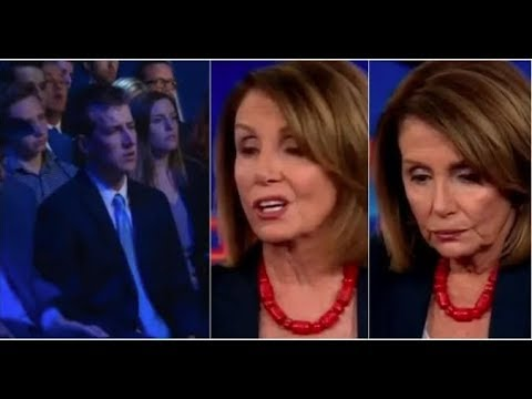 CNN QUICKLY PULLS CAMERAS OFF NANCY PELOSI AS HER ODD BRAIN MALFUNCTION SHOCKS AUDIENCE!
