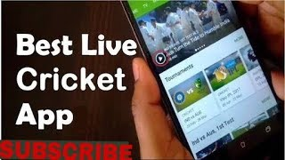 New best live cricket streaming apk new 2018 || latest ||