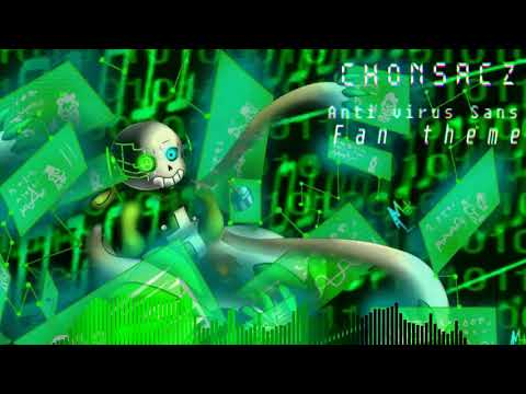 Anti virus Sans Fan theme (Original Music)