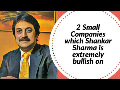 2 Small Companies which Shankar Sharma is extremely bullish on