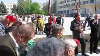 1 МАЯ, митинг в Токмаке, Запорожская область 2015г.(Митинг посвящённый 1мая в г. Токмаке Запорожской области 2015 года., 2015-09-29T21:10:37.000Z)