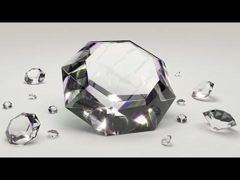 Look at a Diamond & You May See an Ocean