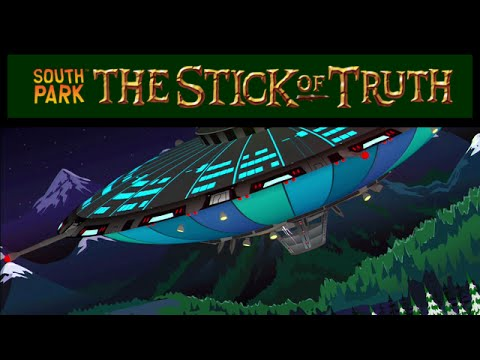 ALIEN ABDUCTION - South Park The Stick Of Truth [P5]