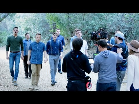 The Story Behind Homeward Bound | BYU Vocal Point Ft. The All-American Boys Chorus
