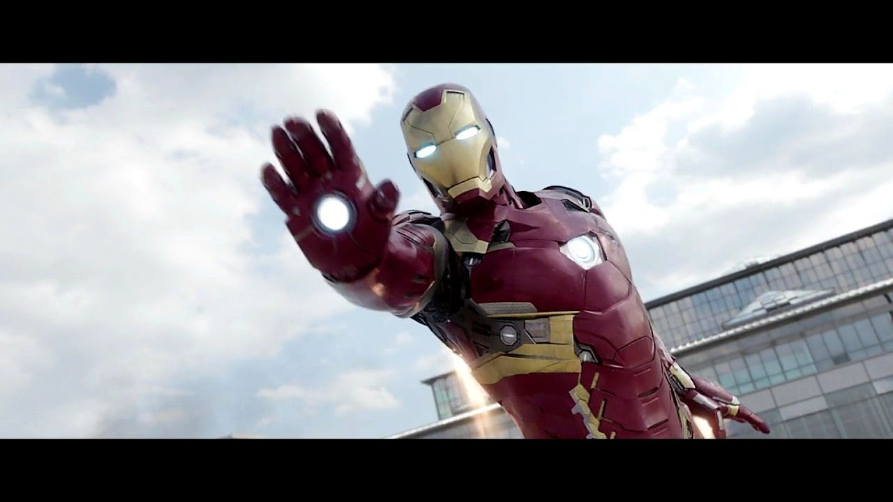 Iron Man 2: Fight Moves Compilation HD