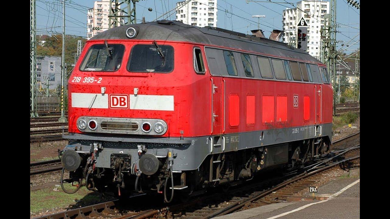 Download Baureihe 218 von Kassel Hbf. nach Marsberg (RE3912 Kassel Hbf. - Hagen Hbf.)