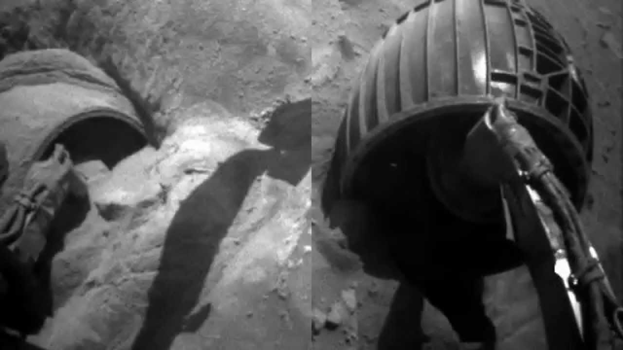 mars rover knocked out - photo #16