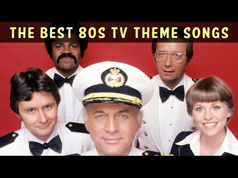 The Best 80s TV Shows - Opening Theme Songs