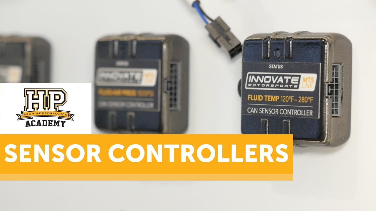 Ensuring A Safe And Correct Tune Innovate Motorsports Sensor Modules Tech Nugget