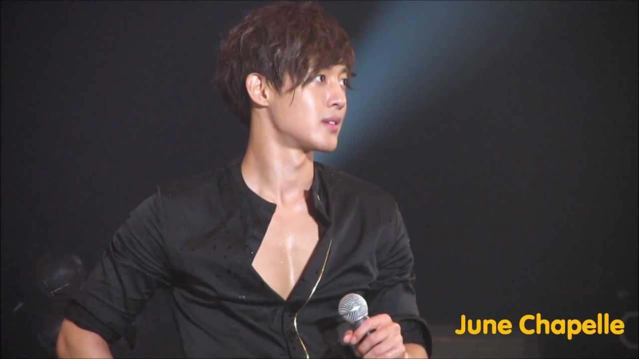 20120729 kim hyun joong fanmeeting tour 2012 in bangkok encore youtube