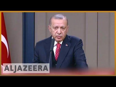 🇹🇷 Erdogan: Turkey shared Khashoggi tapes with Saudi, US and others | Al Jazeera English