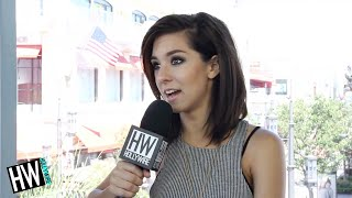Christina Grimmie Talks 'The Voice' Challenges & Gushes Over Demi Lovato!