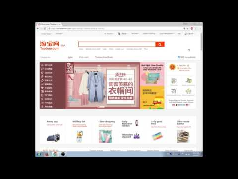 Shop Taobao in English - Part 5 - Track & Pay for International Ship