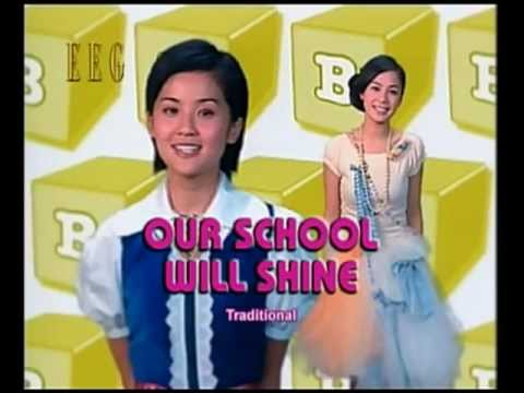 TWINS《Our school will shine》Official 官方完整版 [首播] [MV]