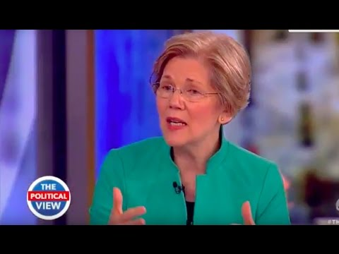 Sen. Elizabeth Warren Talks Relations With North Korea, China; Protecting Middle Class   The View
