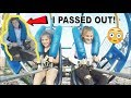 I PASSED OUT - Slingshot ride (Coney Island 2018)