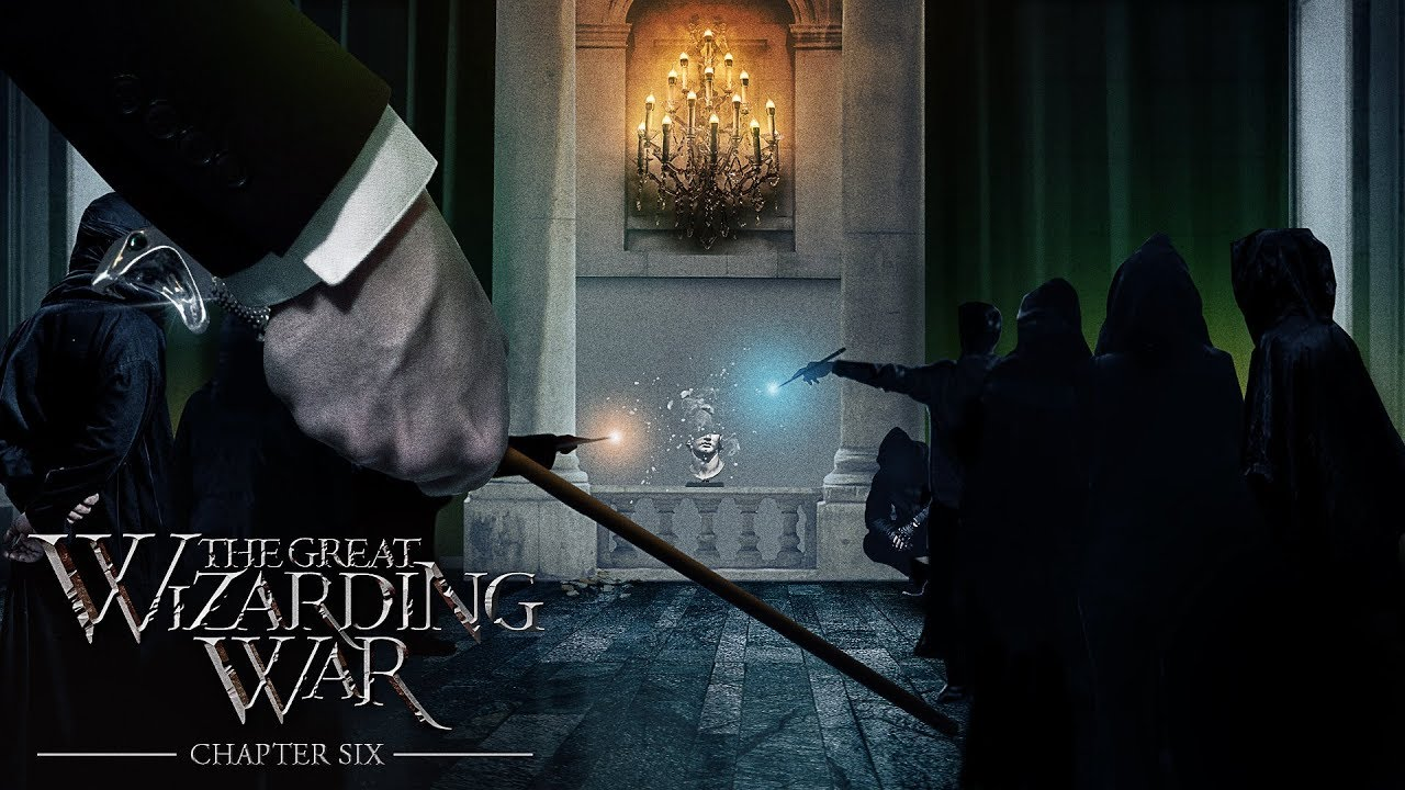 The Great Wizarding War | Chapter 6 - Passing Revelations