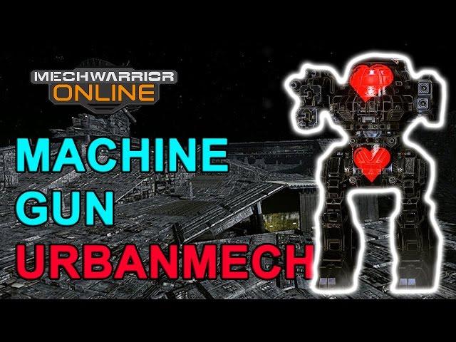 Urbanmech Duo of Doom! - Mechwarrior Online - TTB