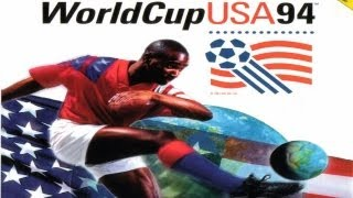 World Cup USA '94 (Master System) Gameplay