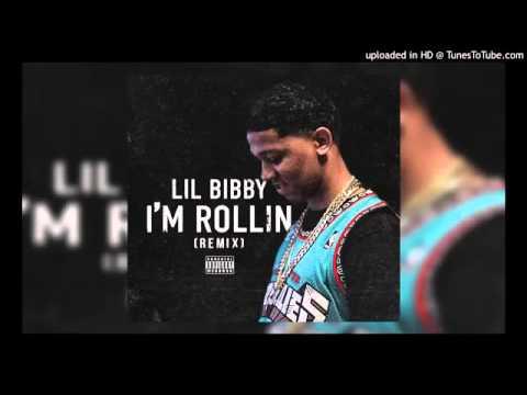 Lil bibby I'm Rollin (remix) ft herbo