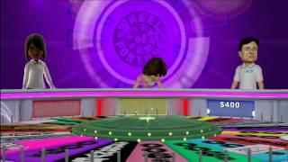 [Wheel of Fortune 2012] - Offline Game # 1