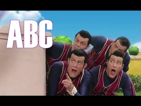 We are number one but it's in alphabetical order to the music