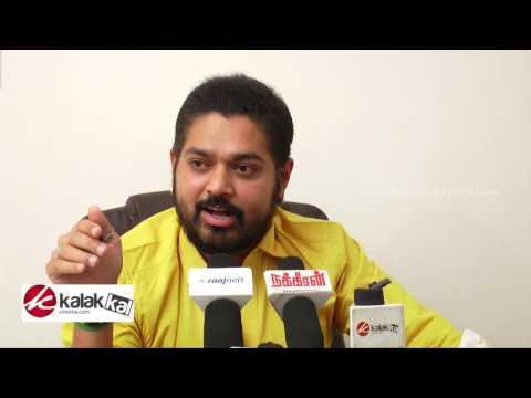 Actor Shakthi Special Interview