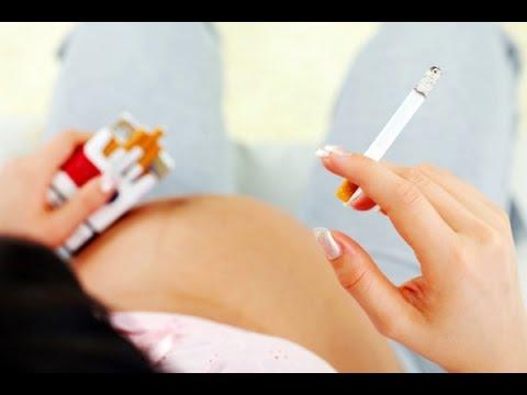 Бросить резко курить при беременности