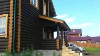 видео Сайт отзывов - Отзывы - Строительная Компания North Forest - строительство дома из бревна