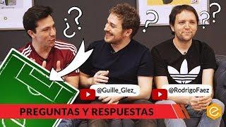 ¿QUÉ FUNCIÓN TIENE EL ÁREA CHICA? · ft. Rodrigo Faez y Charlas de fútbol