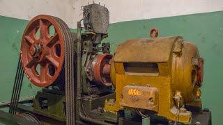 Снижаем шум раритетного грузового лифта(, 2015-12-26T21:43:30.000Z)