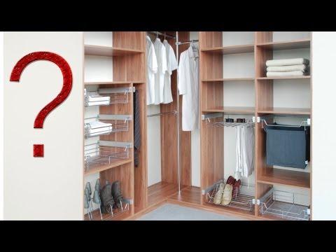 Организация гардероба. Как организовать свой гардероб?