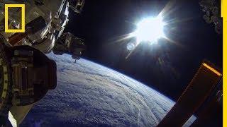 Les risques pour le corps humain dans l'espace