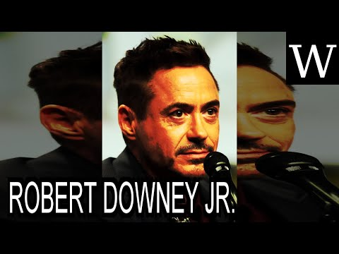 ROBERT DOWNEY JR. - Documentary
