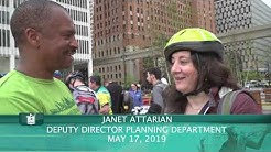 Bike to work day 2019 was May 17th