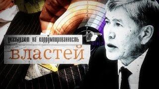 Спад демократии в Кыргызстане