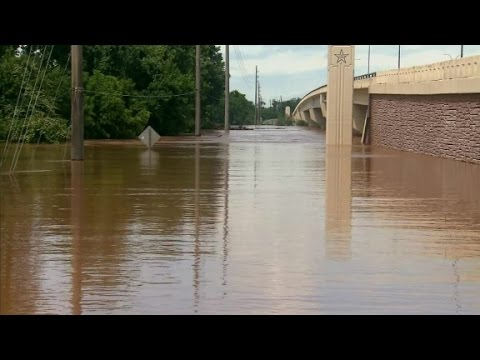 Even more rain in store for flooded Texas