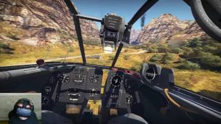 HTC VIVE: War Thunder - EPIC GROUND ATTACK - GTX 980 TI GAMING G1 OC 1535 MHz!