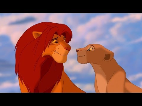 Can You Feel The Love Tonight - Beyoncé, Donald Glover (with The Lion King 1994 Movie Clip)