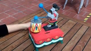 Juguete De Madera Artesania Guanajuato - Miguelito
