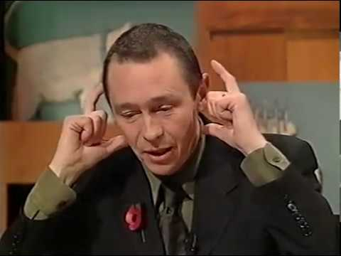 Paul Whitehouse & Roly Birkin QC interview (Oldie TV, 1997)