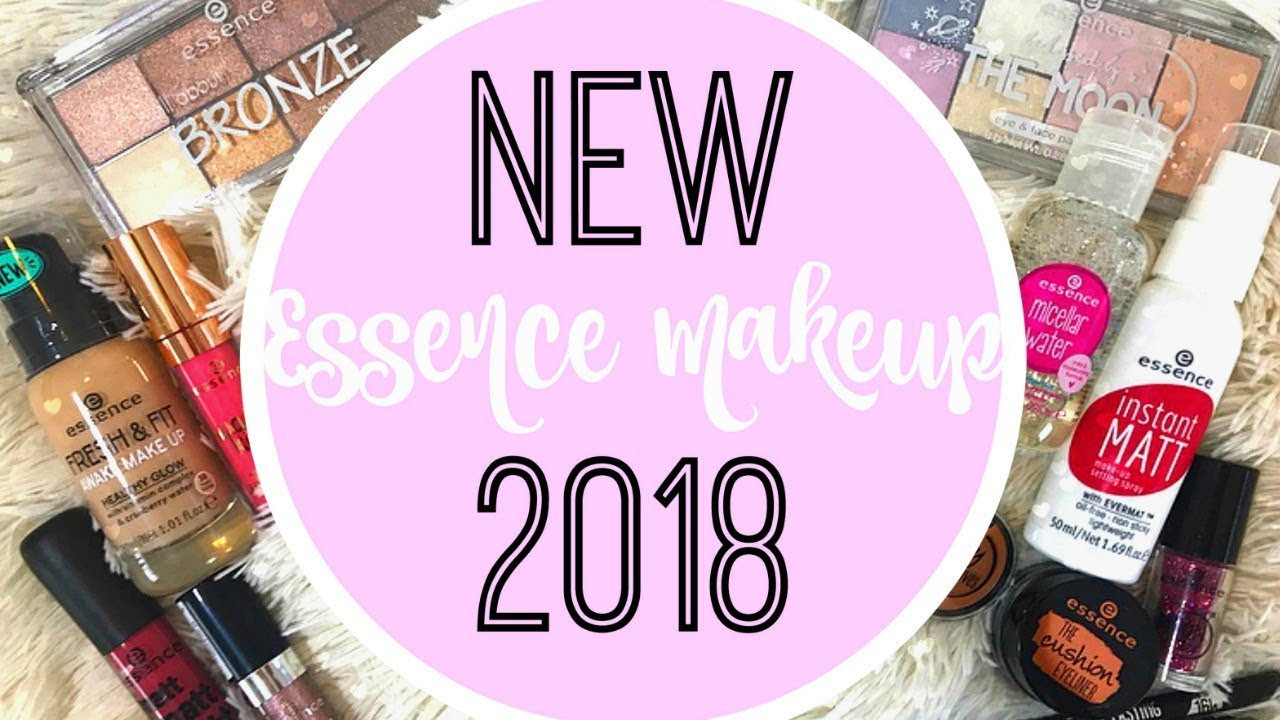New Essence Makeup 2018 Youtube