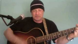 18 - Phil Ochs - Draft Dodger Rag - cover by GeoMan