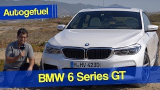 BMW 6-Series Gran Turismo (GT) REVIEW - Autogefuel